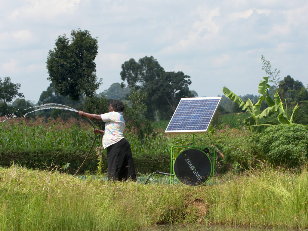Solar irrigation systems could dramatically improve farming practices, says FAO