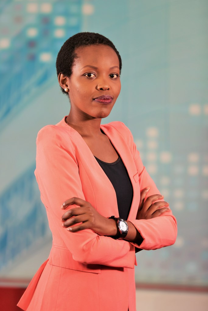 Anne Macharia, Current Affairs and Environmental Reporter, KU.TV