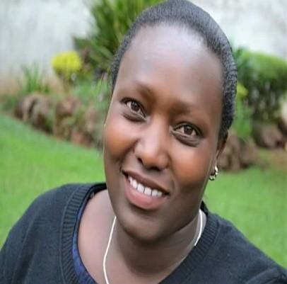 Caroline Toroitich Programme Manager Livelihoods and Landscapes