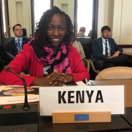 Ms. Wanjira Mathai
